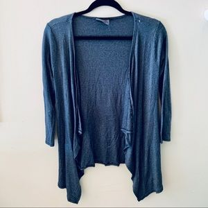 Michael Stars Open Front Cardigan